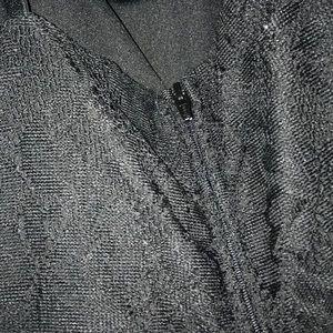 No Boundaries Dresses - Lace black dress!